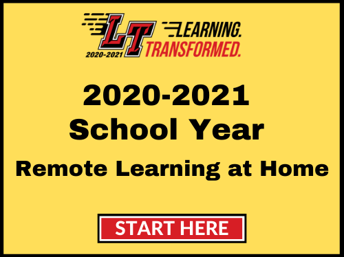 2020-21 School Year Remote learning from home start here