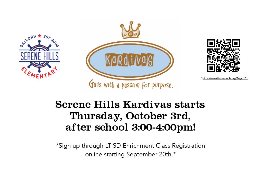 Serene Hills Elementary School / Homepage
