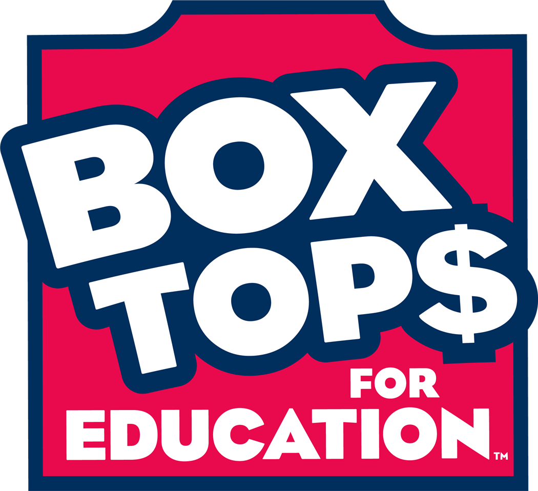 This is the BoxTops for Education Logo
