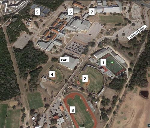 LTHS Athletic Competition Venues