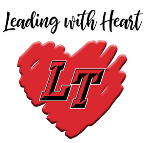 leading with heart logo