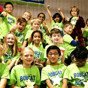 BCE Mathletes Compete in Area-wide Math Pentathlon