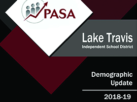 Cover of PASA Demographic Update