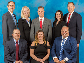 Members of the LTISD school board