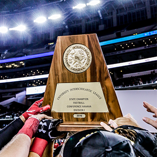 UIL 6A-Division I Football State Champs