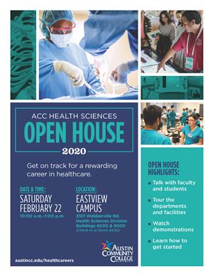 ACC Open House