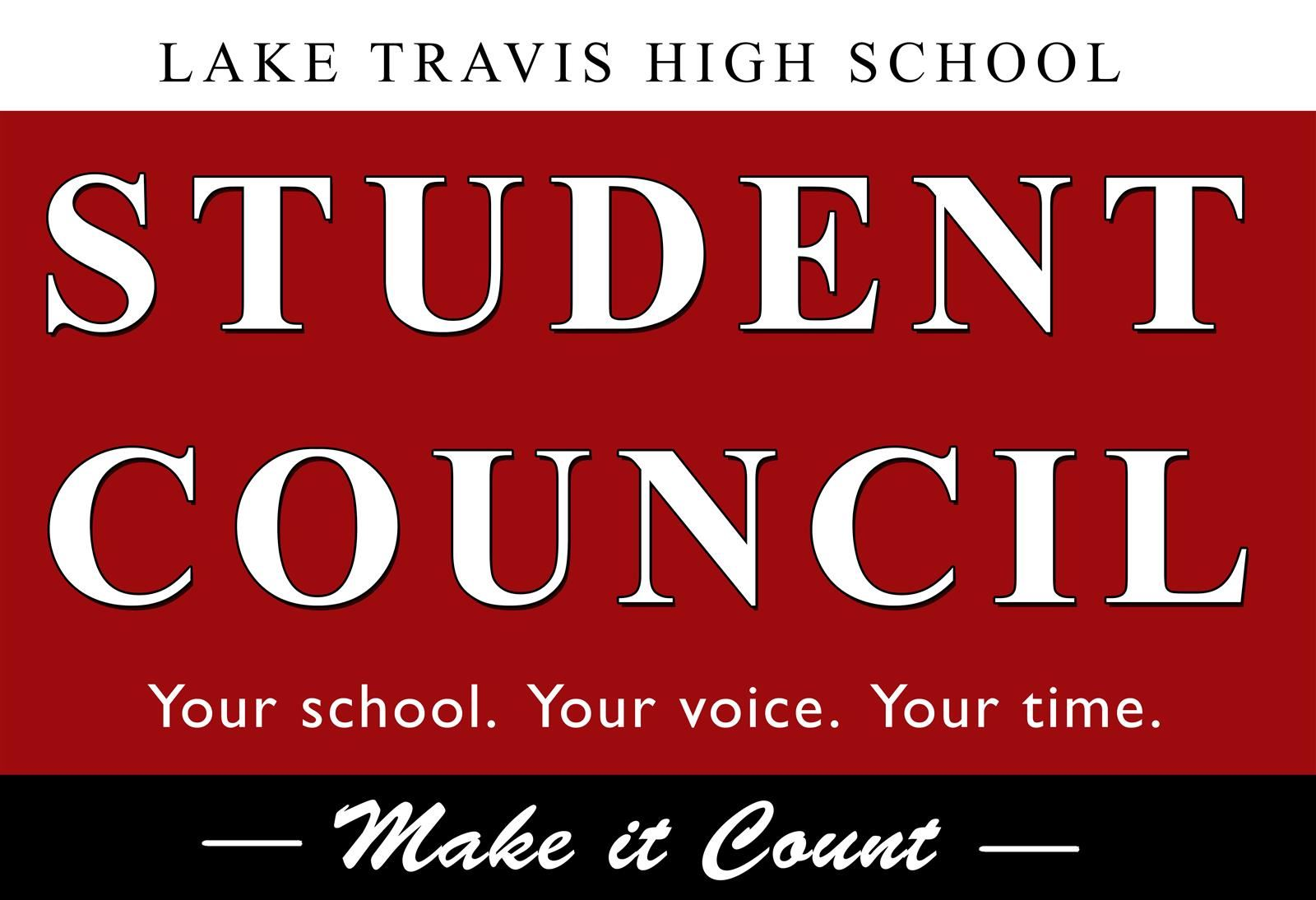 Welcome to the homepage of LTHS Student Council