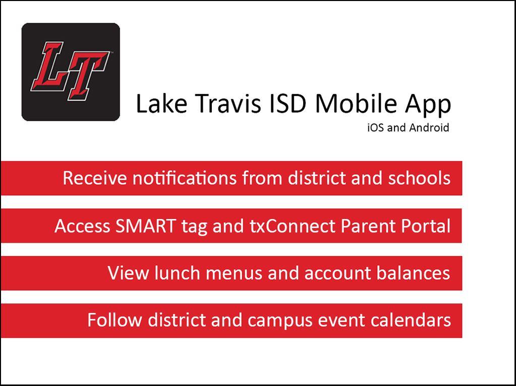 Lake Travis High School Homepage