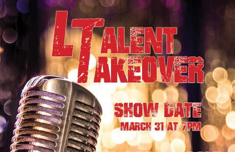 LTHS talent show flyer cropped