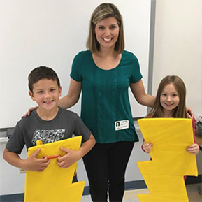 BCE Students Learn About Weather