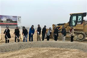 Middle School # 3 Groundbreaking Ceremony