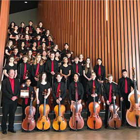 LTMS Orchestra Earn Superior & Excellent UIL Ratings