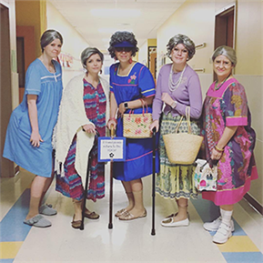 SHE Kindergarten Teachers Have Fun Celebrating the 100th Day of School