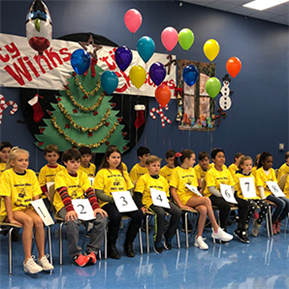 SHE Students Participate in Spelling Bee