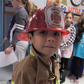 LPE Celebrates Career Day