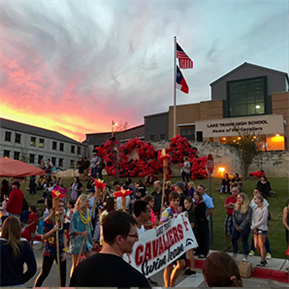 LTISD Celebrated Homecoming